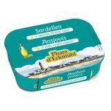 Sardellen in nativem Olivenöl