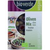 Gemischte Oliven ohne Stein