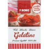 Bio-Gelatine gemahlen