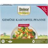 Gemüse-Kartoffel-Pfanne