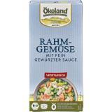 Rahm-Gemüse
