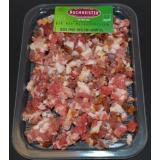 Bacon-Würfel