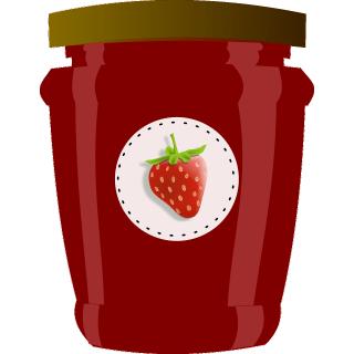 Fruchtige Brotaufstriche