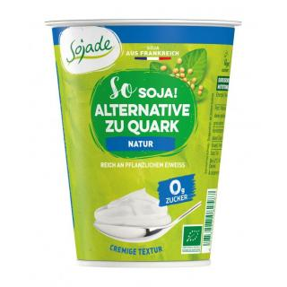 Alternative zu Quark Natur 400 g