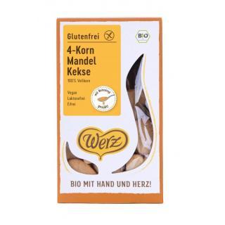 4-Korn-Mandel-Keks glutenfrei