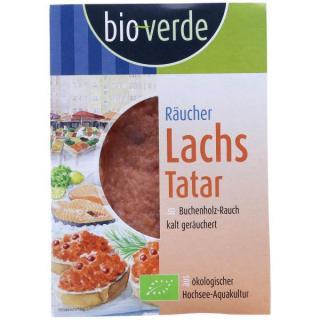 Lachs-Tatar