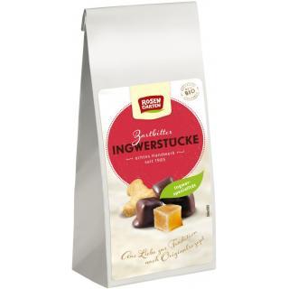 Ingwer in Zartbitter
