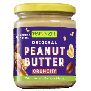 Crunchy Peanutbutter, 250g