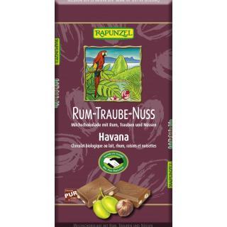 Schokolade, Rum-Trauben-Nuß