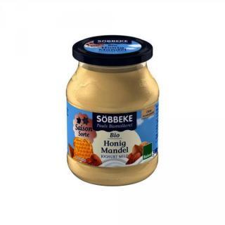 Fruchtjoghurt Honig Mandel
