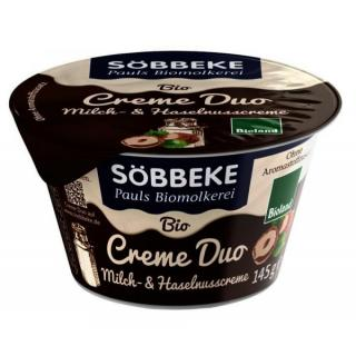 Creme Duo, Milch- u. Haselnuss