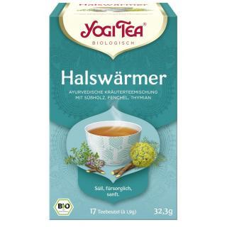 Halswärmer-Tee