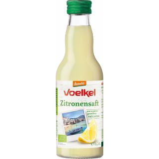 Zitronensaft demeter