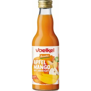 Apfel-Mango-Saft Demeter