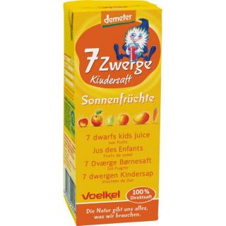 7-Zwerge-Kindersaft Sonnenfrüc