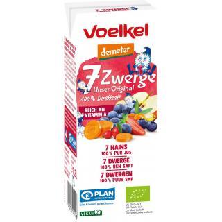7-Zwerge-Kindersaft TetraPak