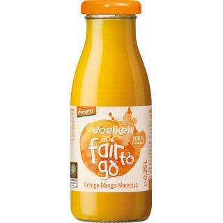 fair to go Orange Mango Maracu
