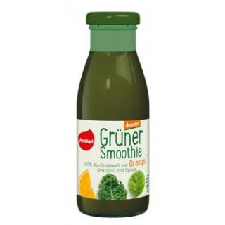 Grüner Smoothie Orange