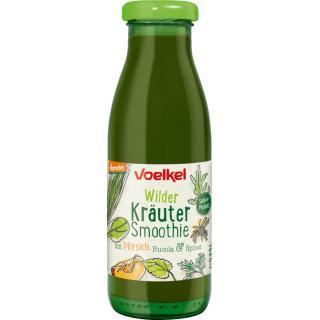 Wilder Kräutersmoothie
