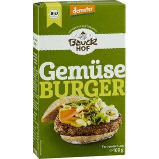 Gemüse-Burger Demeter