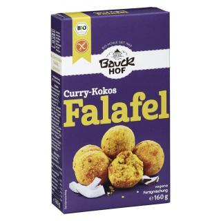 Falafelmischung Curry Kokos gf