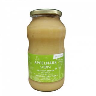 Apfelmark, ungesüßt