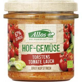 Hofgemüse Tomate Lauch