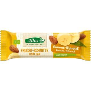 Bananen-Mandel-Schnitte