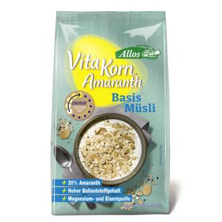 VitaKorn Amaranth Basis Müsli