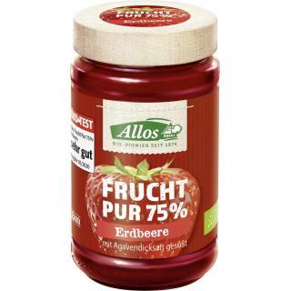 Frucht-Pur Erdbeere
