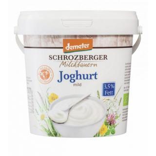 Demeter 1kg Vollmilchjoghurt