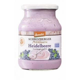Demeter Heidelbeer-Joghurt