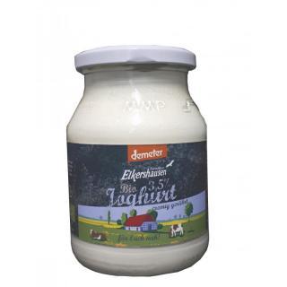 Demeter-Naturjoghurt 3,5 %, gerührt