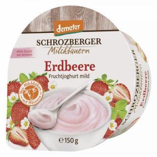 Erdbeerjoghurt Demeter
