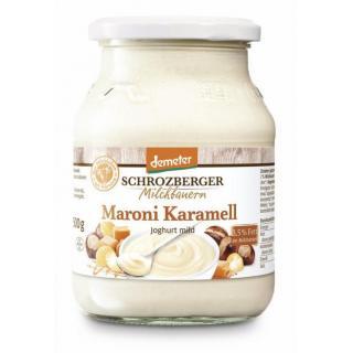Joghurt Maroni Karamell