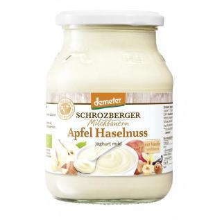 Demeter Apfel-Haselnuss Joghurt