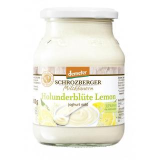 Demeter Holunderblüte-Lemon