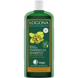 Farbpflege Shampoo Haselnuss