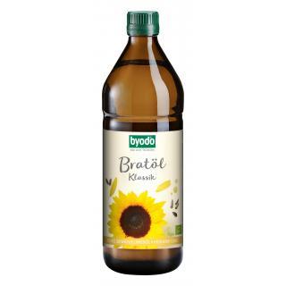 Bratöl,aus high oleic Sonnenbl