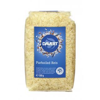 Parboiled Reis Langkorn, weiß
