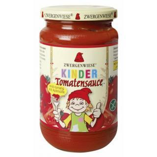 Kinder Tomatensauce mit Apfels
