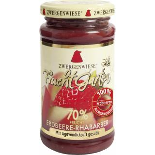 FruchtGarten Erdbeere-Rhabarbe