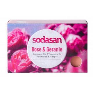 Pflanzenölseife Wildrose