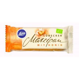 Honigmarzipan, ohne Schokolade