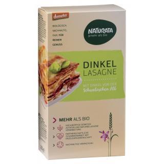 Dinkel Lasagne hell Demeter
