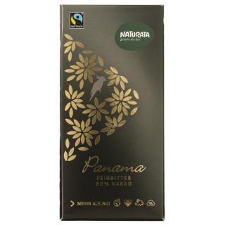 Edelbitter Schokolade Panama 8