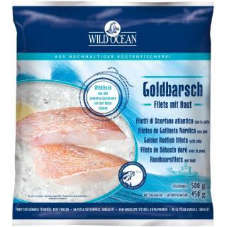 Goldbarsch Filets Wildfang