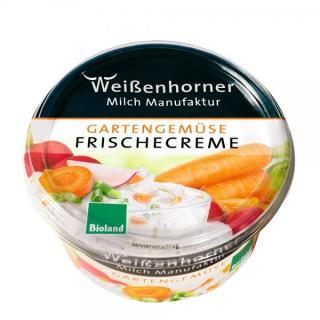 Gartengemüse Frische-Creme