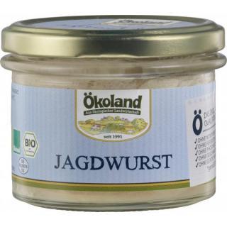 Jagdwurst im Glas