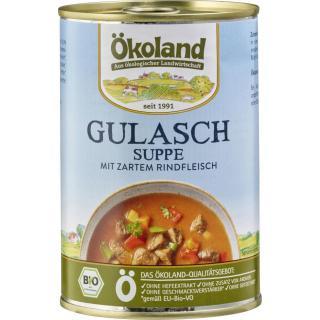 Gulaschsuppe ungarisch